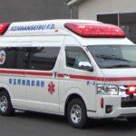 救急車緊急走行集2