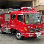 消防車緊急走行【96】堺市消防局・南タンク&ポンプ出場【Japanese fire enjine】