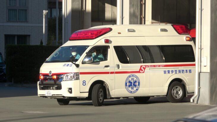 【今年最後】救急車 緊急走行集⑫