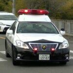 パトカー緊急走行【47】大阪府警・南堺警察署2号【Japanese Police car】