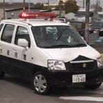 パトカー緊急走行【48】大阪府警・黒山警察署 スズキ・ソリオ【Japanese Police car】