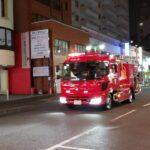 日本系列:Shinjuku Fire Station (Okubo Branch) Pumper Responding 新宿消防署大久保出張所 普通ポンプ車 **緊急走行**