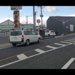 福島県警察郡山警察署自ら隊新型クラウンパトカー緊急走行🚓