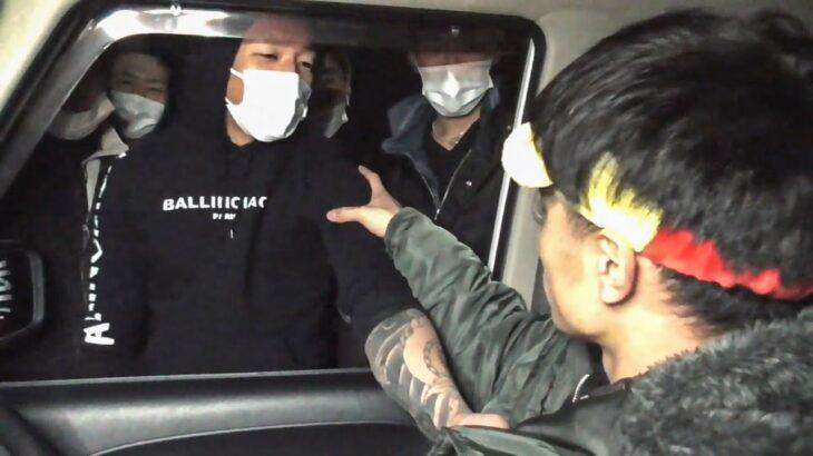 【レクサス】煽り運転の刺青男を返り討ちにした映像