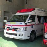 【緊急出動】丸亀市北消防署 ハイメディック 北救1 救急車 緊急走行
