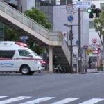 救急車2 緊急走行 Japanese ambulance.