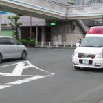 【救急車緊急走行】奈良市消防局 Nara City Fire Department Ambulance