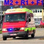 midt og sydsjællands brand & redning ST.NÆ OLIESPILD brandbil udrykning fire truck respond 緊急走行 消防車