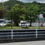 【岡山市榊原病院】もうすぐ更新 2代目パラメディック初期型 2005年配備で2021年現役ドクターカー走行集