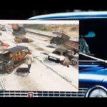 GTA5 交通事故 あおり運転 危険行為 その99