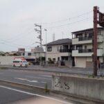 【救急車緊急走行】忠岡町消防本部 Tadaoka Town Fire Department Ambulance