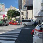 モータサイレン音がいい!緊急走行中の東京消防庁救急車
