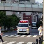 【緊急走行】神田消防署 救急車緊急走行 Kanda Fire Station ambulance responding