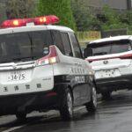 これが埼玉県警の取締り!対向車が進路を譲っているのにゾロ目ナンバーのレクサス運転手が止まる事なく走り抜け直ちにソリオパトカーが出撃し横断歩行者等妨害等違反で捕まえる瞬間!