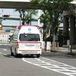 泉州南広域消防本部 泉佐野100救急車 緊急走行