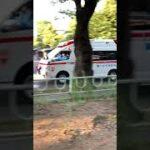 2021/7/25…鎌ヶ谷市消防本部 救急車緊急走行 #Shorts