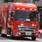 神戸市消防局 緊急走行 61