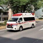 アクティビーコン搭載車! 札幌市消防局 豊平救急隊緊急走行 Sapporo ActiBEACON Ambulance Responding