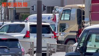 (4K対応)救急車緊急走行集(9)