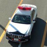 パトカー緊急走行【68】大阪府警 第3方面機動警ら隊【Japanese Police car】