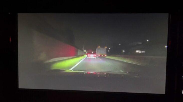 煽り運転からの信号無視(BMW)