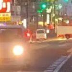 【音量注意】消防団招集サイレンと緊急走行する消防車