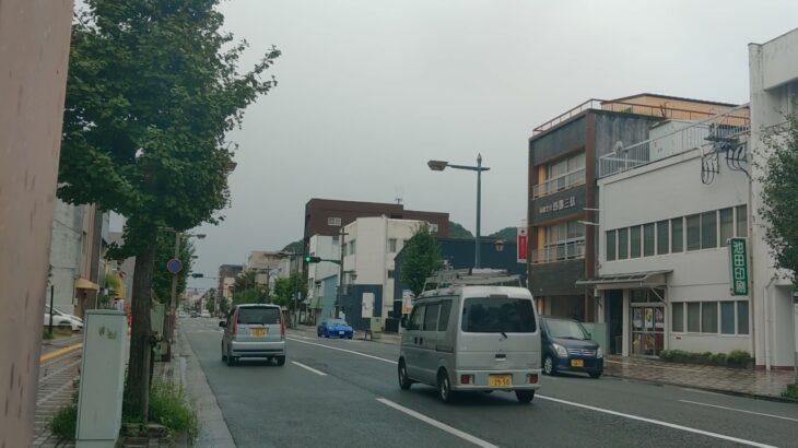 江藤病院救急車緊急走行
