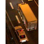 【緊急走行】事故現場へ緊走で向かうパトカー