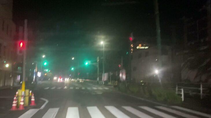 半田警察 緊急走行 パトカー(サ)