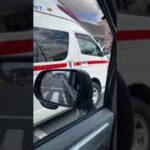 【緊急走行】三原市消防本部 西分署救急車両 現場へ緊急走行中!
