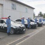 香川県警が「あおり運転」を集中取り締まり パトカーとヘリコプターが連携