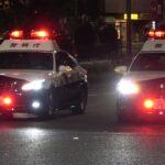 逮捕の瞬間!!!薬物所持の現行犯で検挙した東京リベンジャーズ稀咲鉄太に激似の容疑者を第二自動車警ら隊のパトカーが緊急走行で連行!!!何事も無かったように再びパトロールに戻る警察官が格好良い!!!