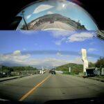 あおり運転?交差点付近を逆走する正常じゃ無い… 。 安曇野市 塔の原 国道19号線 県道51号線