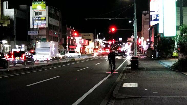 大阪府警察 松原警察署210系クラウンパトカー 緊急走行