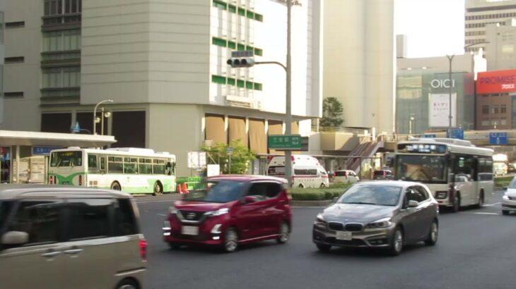 【救急車緊急走行】神戸市消防局 トヨタ ハイエース Japan Kobe ambulance