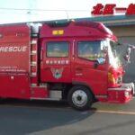 緊急走行集Par33(消防、救急、パトカー、ガス)