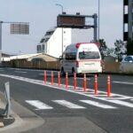「緊急走行」堺市消防局 本部非常用救急車 (SS901 本部救急隊代走)