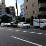 「一般建物火災事案」大阪市消防局ST185 (生野)巽スモールタンク車 緊急走行