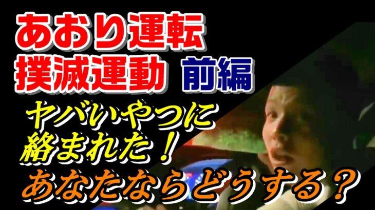 【あおり運転*撲滅運動*】プリウスのヤバいやつ(ドッキリ/前編)