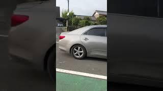 【緊急走行】盗難トラックとパトカーのカーチェイス