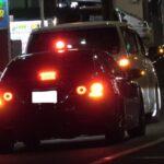 皆さん大好きなアルヴェルのアルファード運転手が信号無視で覆面パトカーに捕まる瞬間