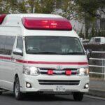 【病院救急車】転院搬送 緊急走行