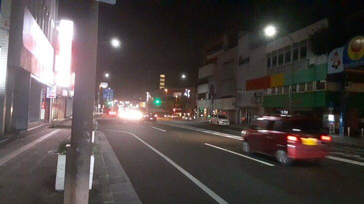 沖縄県県警覆面パトカー緊急走行