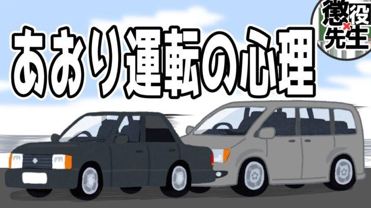 【煽り運転】実は煽られる側にも問題あり⁉︎【懲役太郎/かなえ先生】